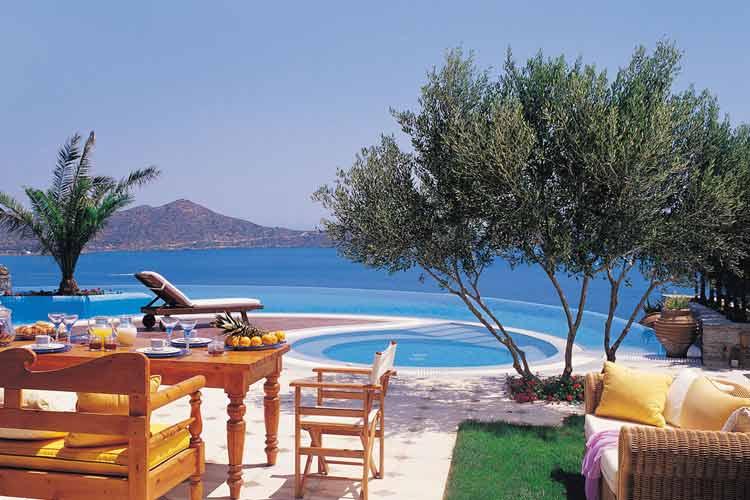 Presidential Spa Villa. Pool - Elounda Gulf Villas & Suites - Elounda