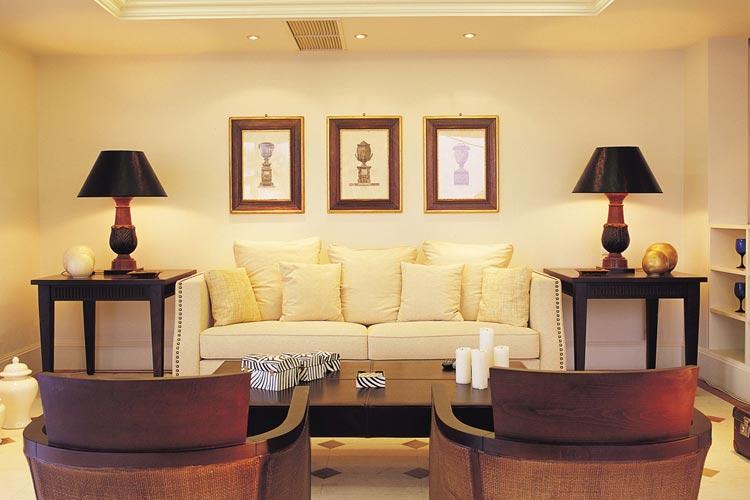 Presidential Spa Villa. Lounge - Elounda Gulf Villas & Suites - Elounda