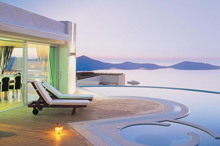 Royal Spa Villa. Pool - Elounda Gulf Villas & Suites - Elounda