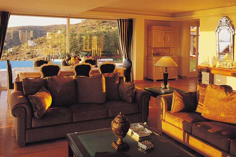 Royal Spa Villa. Lounge - Elounda Gulf Villas & Suites - Elounda