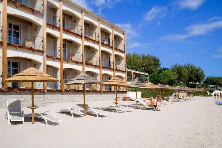 The Beach - Le Pinarello - Sainte Lucie de Porto Vecchio