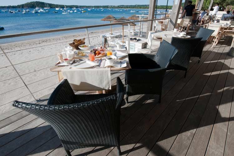 Breakfast - Le Pinarello - Sainte Lucie de Porto Vecchio