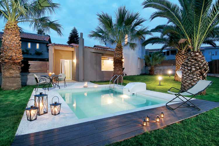 Senior Villa - Paradise Island Villas - Hersonissos