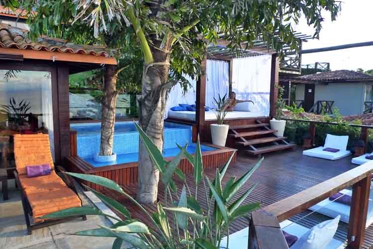 Exterior View - La Pedrera Small Hotel & Spa - Armação dos Búzios