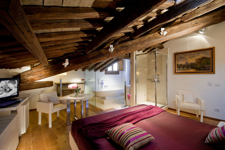 Gigli d 39 oro suite a boutique hotel in rome for Best boutique hotels rome