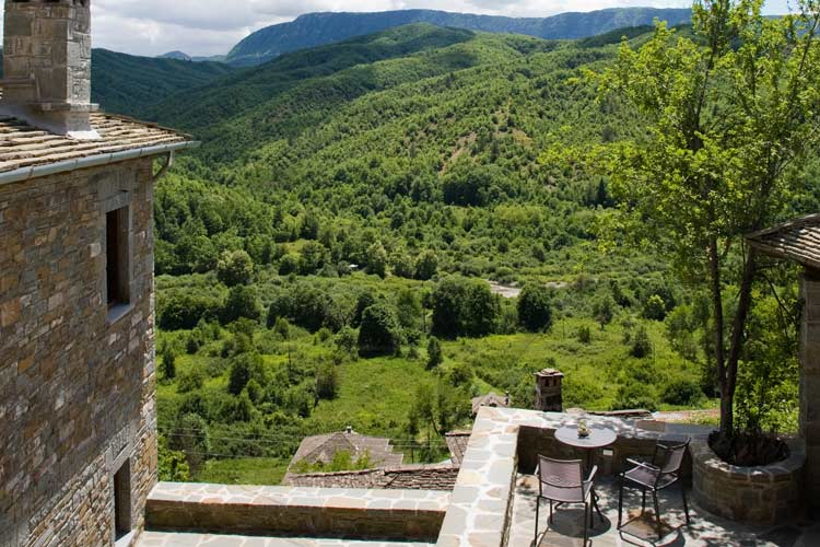 Exterior View - Kipi Suites - Zagori