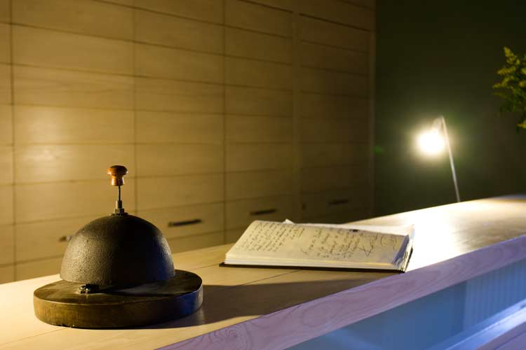 Reception - Kipi Suites - Zagori