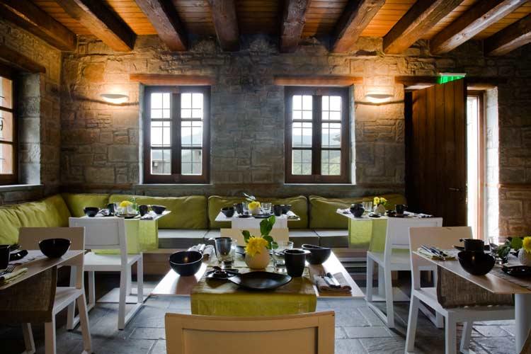 Breakfast Room - Kipi Suites - Zagori