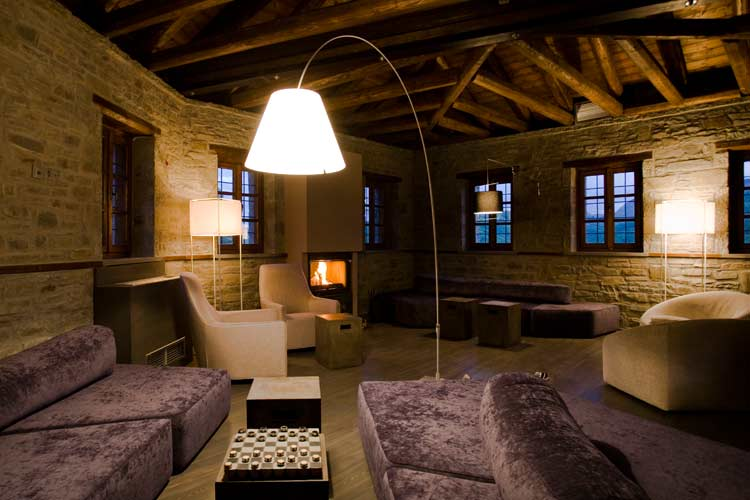 Lounge - Kipi Suites - Zagori