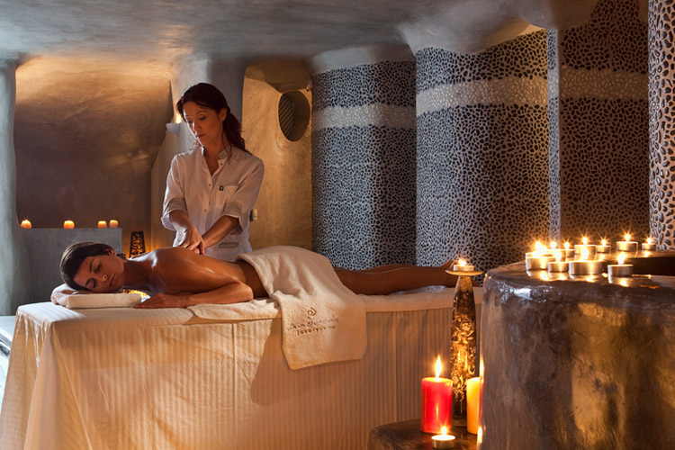 Spa - Andronis Luxury Suites - Oia