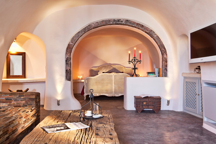 Deluxe Suite - Andronis Luxury Suites - Oia