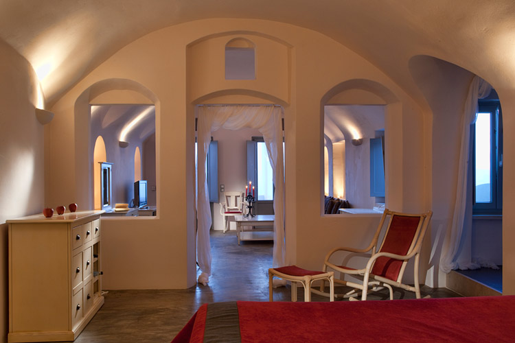 Exceptional Suite - Andronis Luxury Suites - Oia