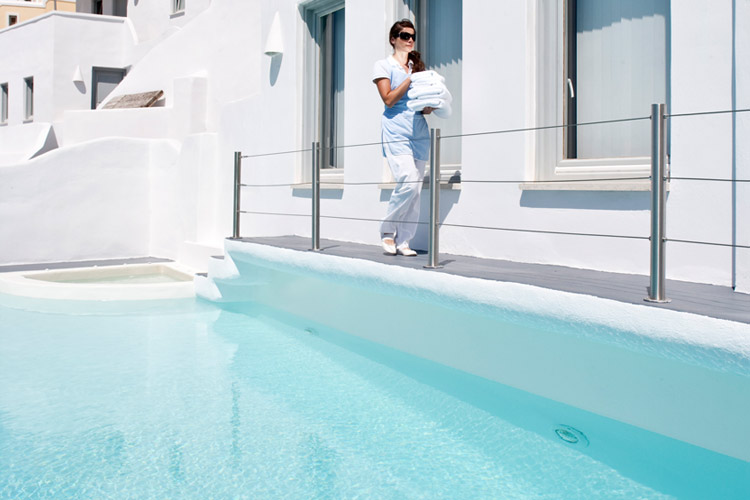 Pool Suite - Andronis Luxury Suites - Oia