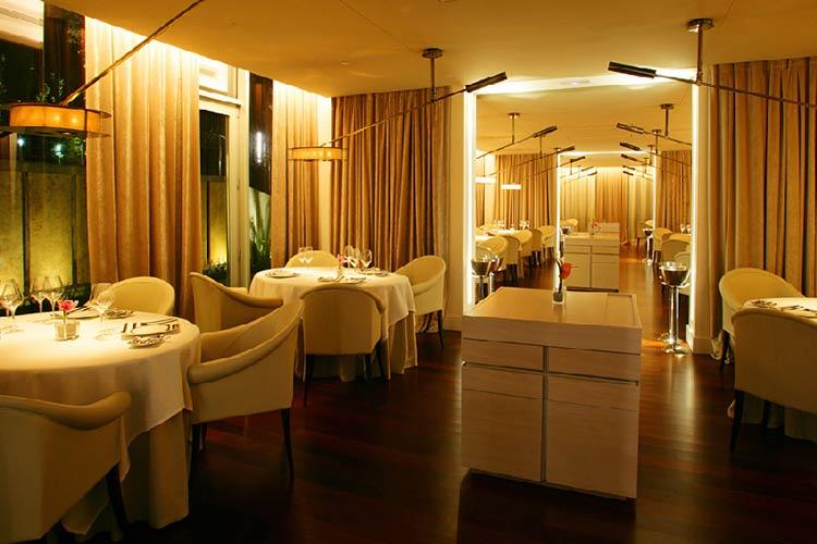 Restaurant - ABaC Barcelona - Barcelona