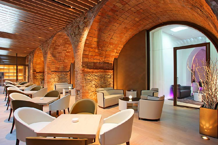 Abac barcelona a boutique hotel in barcelona for Best boutique hotels barcelona