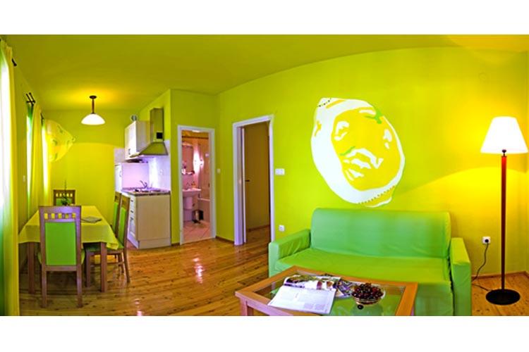 Lemon Superior Room - Vila Bracka Perla - Supetar