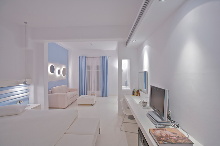 Suite - Bill & Coo All Suites Hotel - GRÈCE