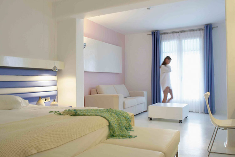 Superior Suite - Bill & Coo All Suites Hotel - GRÈCE