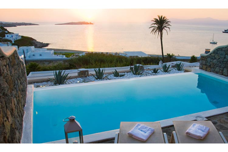 Executive Suite - Bill & Coo All Suites Hotel - GRÈCE