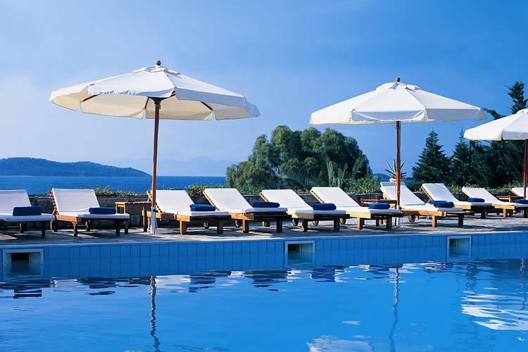 Pool - Aegean Suites Hotel - Skiathos