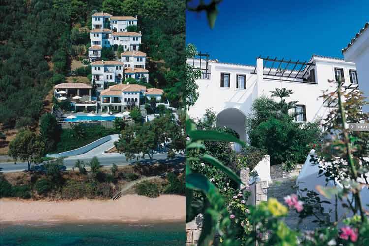 Exterior - Aegean Suites Hotel - Skiathos