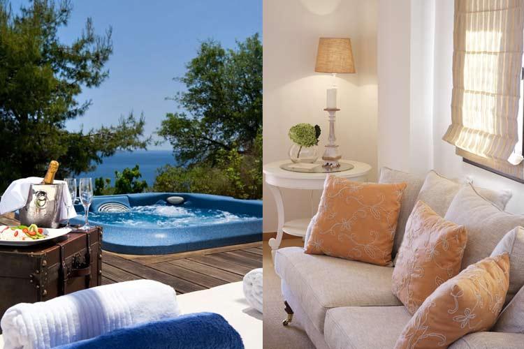 Charming Suite - Aegean Suites Hotel - Skiathos