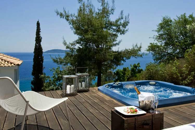 Haeven Suite Terrace - Aegean Suites Hotel - Skiathos
