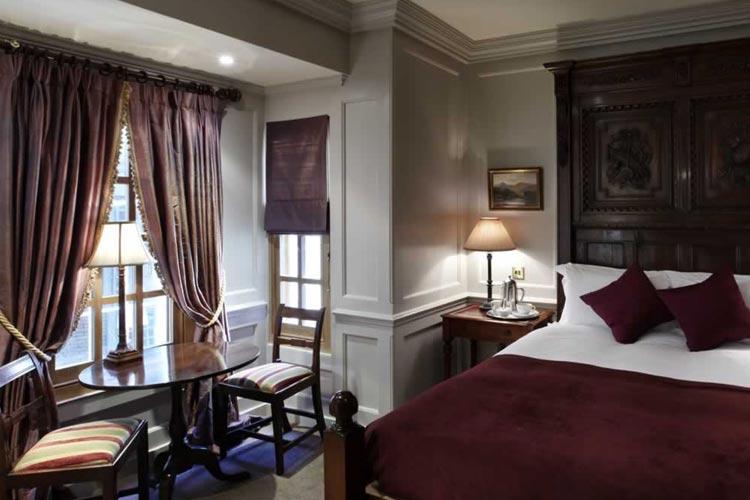 Hazlitt 39 s h tel boutique londres for Hotel boutique londres