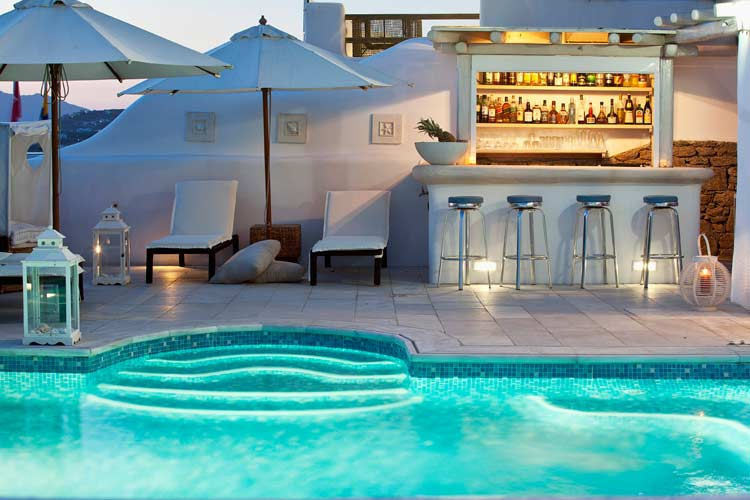 Harmony boutique hotel a boutique hotel in mykonos for Design boutique hotel mykonos