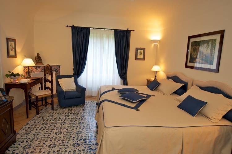 Superior Room - Villa Cimbrone - Costa Amalfitana