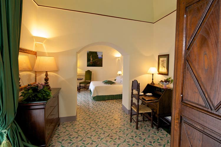 Junior Suite - Villa Cimbrone - Costa Amalfitana