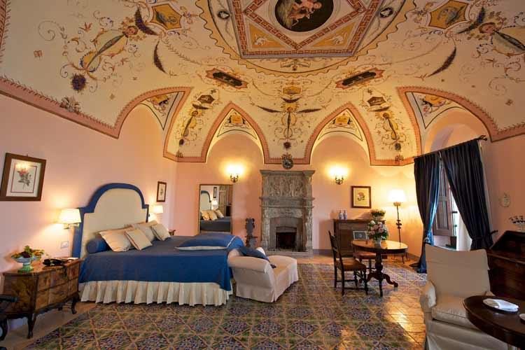 Camelia Suite - Villa Cimbrone - Costa Amalfitana