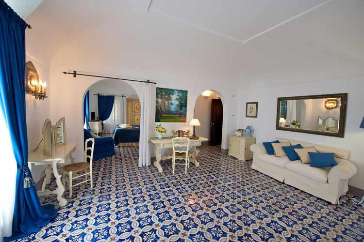 Iris Suite - Villa Cimbrone - Costa Amalfitana