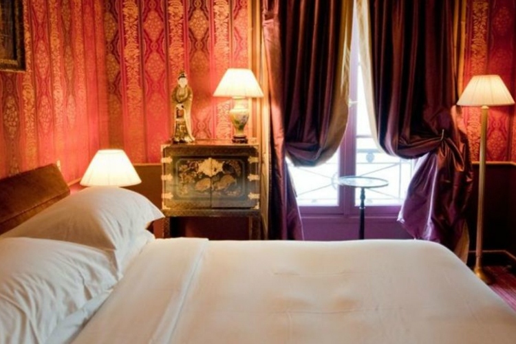 Bedroom Mignon - L'Hotel - Paris