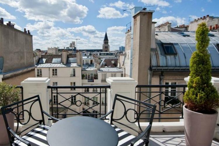 Bedroom Apartment - L'Hotel - Paris