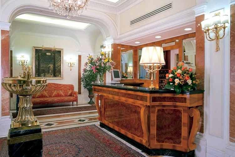 Hotel Albergo Del Senato A Boutique Hotel In Rome Page