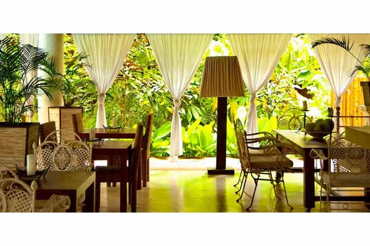 Lounge - Pousada Etnia - Trancoso