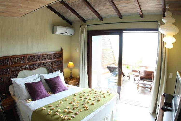Master Suite - La Pedrera Small Hotel & Spa - Armação dos Búzios