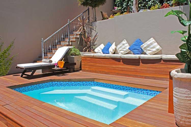 Pool - Alta Bay - Kapstadt