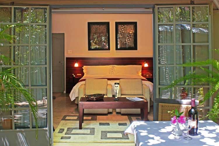 Garden Room - Alta Bay - Kapstadt
