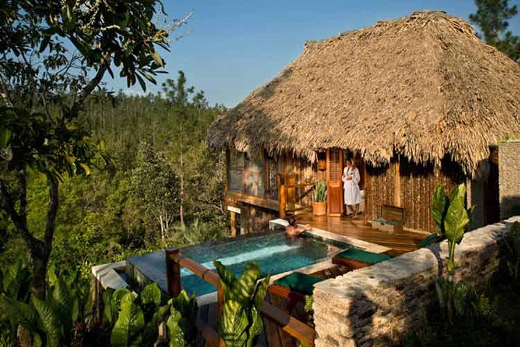Deluxe Cabana - Blancaneaux Lodge - Mountain Pine Ridge Reserve