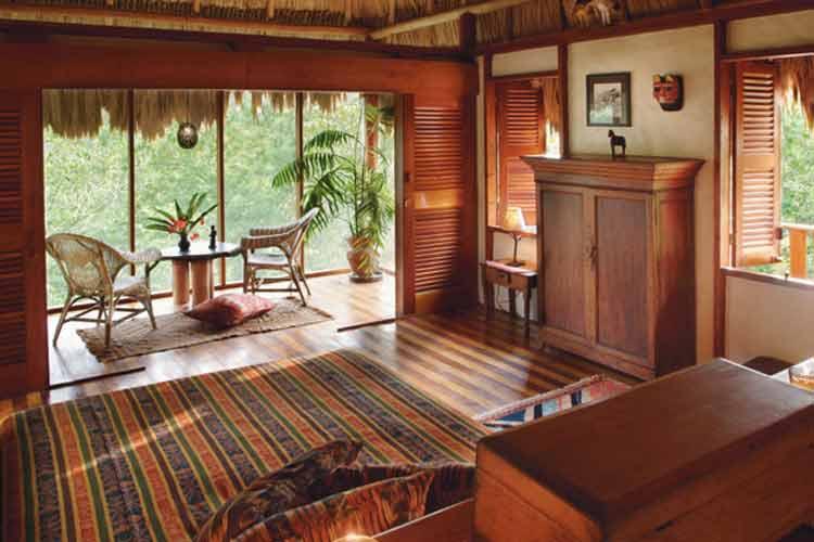 Francis Ford Coppo - Blancaneaux Lodge - Mountain Pine Ridge Reserve