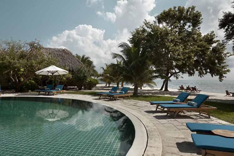 Pool - Turtle Inn - Placencia