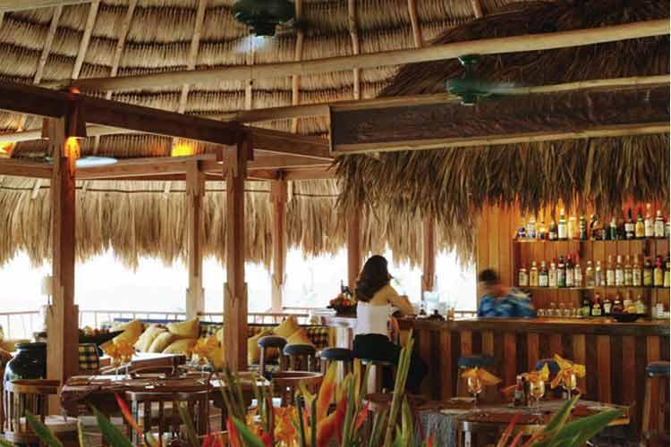 Skip White Bar - Turtle Inn - Placencia