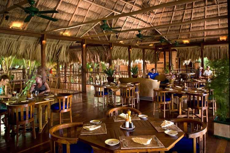 Mare Restaurant - Turtle Inn - Placencia