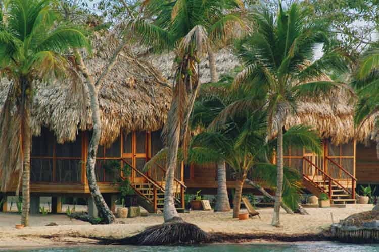 Seafront Cottage - Turtle Inn - Placencia