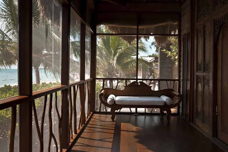 Sea View Villa - Turtle Inn - Placencia