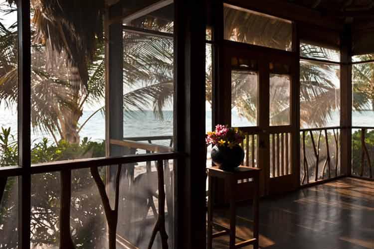 Seafront Villa - Turtle Inn - Placencia
