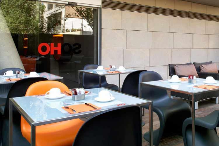 Dining Room - Hotel Soho - Barcelona