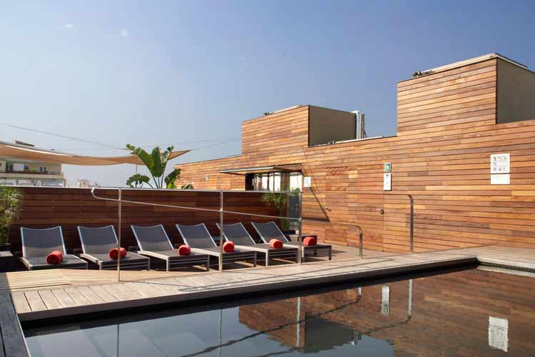 Pool - Hotel Soho - Barcelona